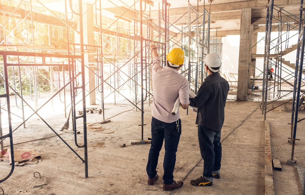 Le parachèvement d'une construction: pourquoi faire appel à un professionnel?